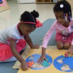 Montessori Continent Map
