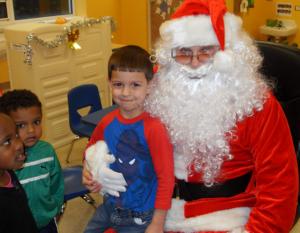 ESLC Santa Visit