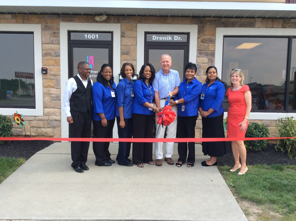 Ribbon Cutting Ceremony for Wickliffe Early Steps Learning Center