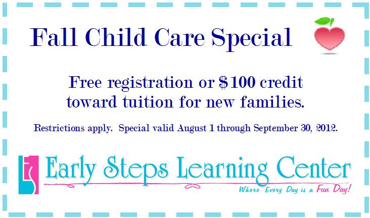 Back to School 2012 Special Coupon
