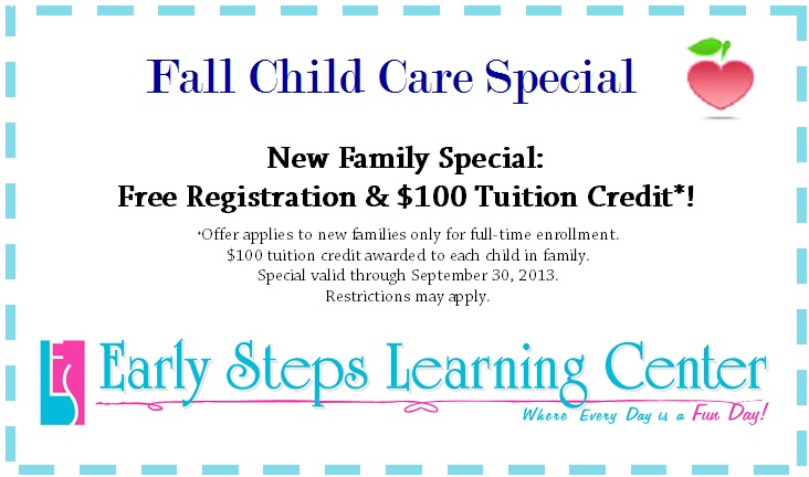 Back to School 2013 Coupon
