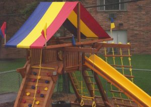 eslc new preschool playground