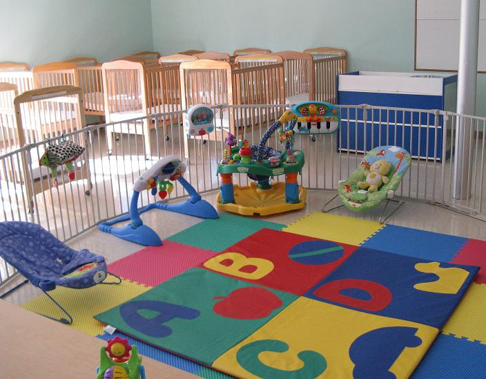infant room – Early Steps Learning Center