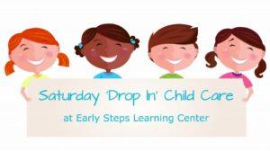 ESLC Saturday Child Care Program