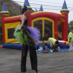 Our HUGE Bounce House!