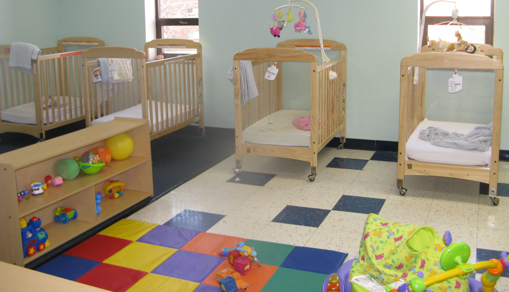 new infant room 1