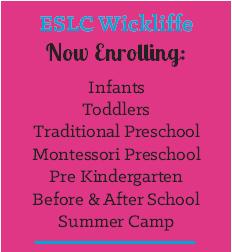 ESLC Wickliffe Enrolling All Programs