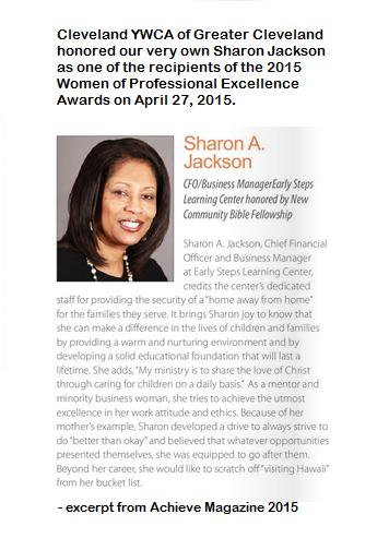 Cleveland YWCA Awards Sharon Jackson excerpt image