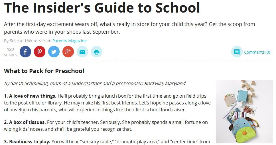 insiders guide to school screen shot
