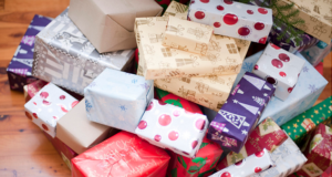 Christmas Presents for Charity
